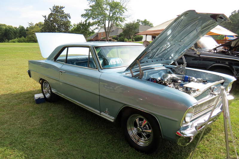 Beautiful 1966 Chevrolet Nova SS.