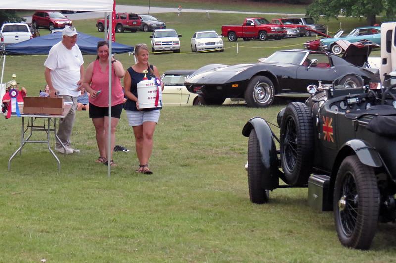 1929 Bentley 4.5 Litre, Best of Show.