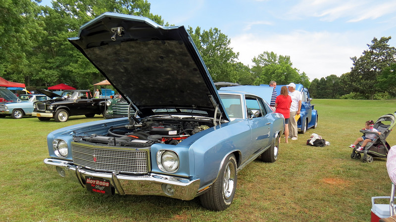 This is a rare car.  Of the 130,657 Monte Carlos made in 1970, only 3,823 were equipped with the SS Equipment package.