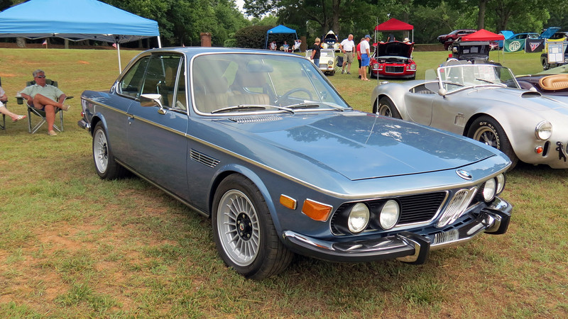 1971 BMW 2800CS.