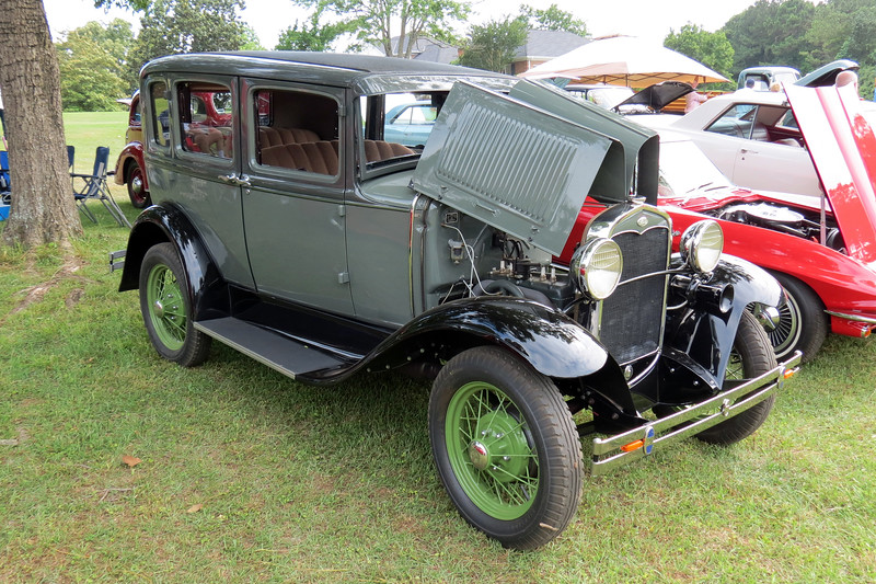 1931 Ford Model A.