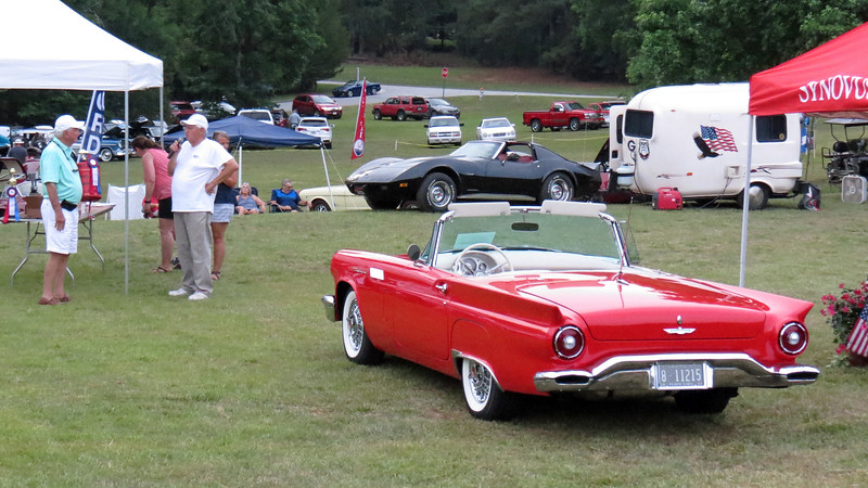 1957 Ford Thunderbird, Best of Show.