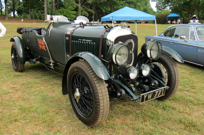 1929 Bentley 4.5 Litre.