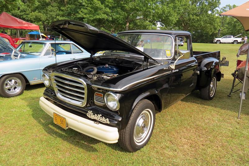 1961 Studebaker Champ pickup.