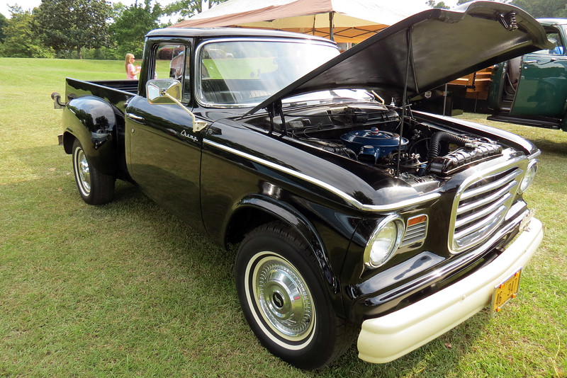 The Champ pickup was produced from 1960 - 1964 with 5,602 built in 1961 making this truck quite rare.