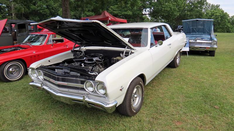 1965 Chevrolet Chevelle SS.