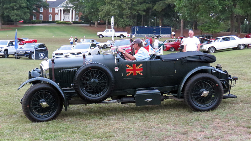 1929 Bentley 4.5 Litre, Best of Show.
