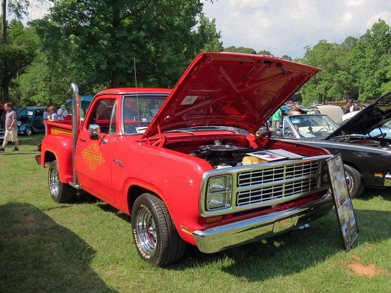 1979 Dodge 'Lil Red Express pickup.