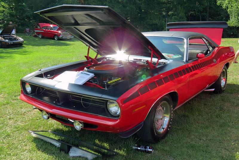 1970 Plymouth AAR 'Cuda.