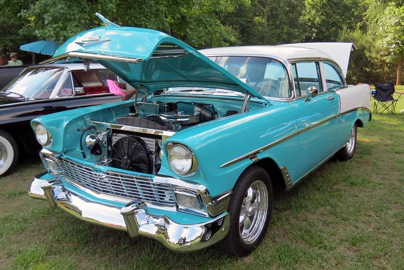 1956 Chevrolet 210.