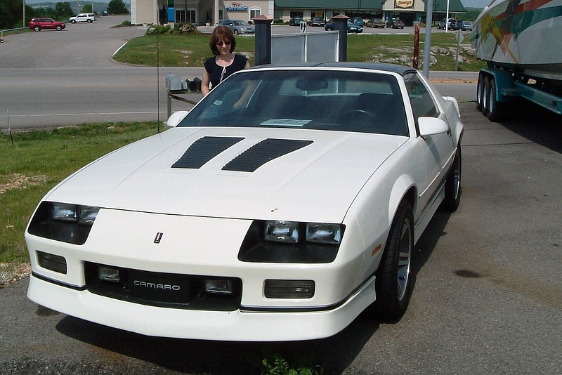 A little while later, we spotted a stunning 1987 Chevrolet Camaro Iroc at a small place across from the Baymont Inn along US Route 54 that appeared to specialize in boat sales more than auto sales.