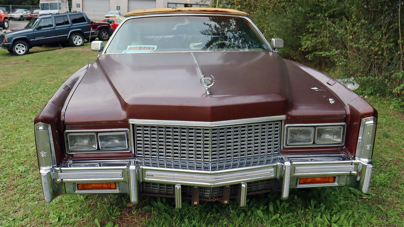 """The 1976 Cadillac Eldorado convertible was anticipated to be and marketed as, """"The Last Convertible.""""  In those days, the federal government was seriously looking into enacting rollover safety standards that would effectively put an end to the convertible as it was known at the time."""