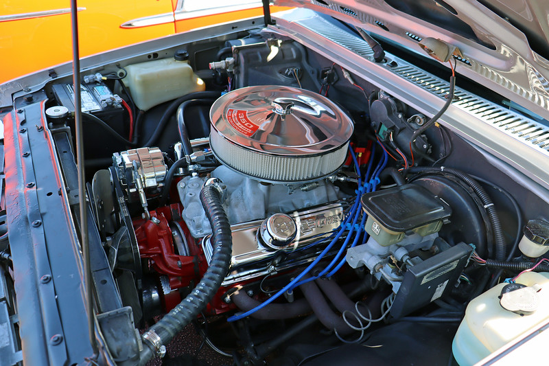 Chevrolet never installed a V8 in the S10 pickup.  But the swap has become a popular modification over the years.