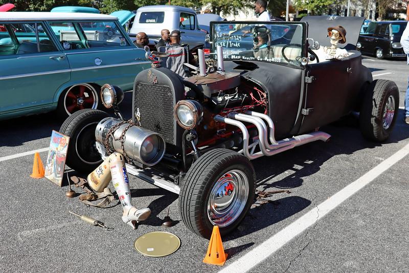Ford Rat Rod.