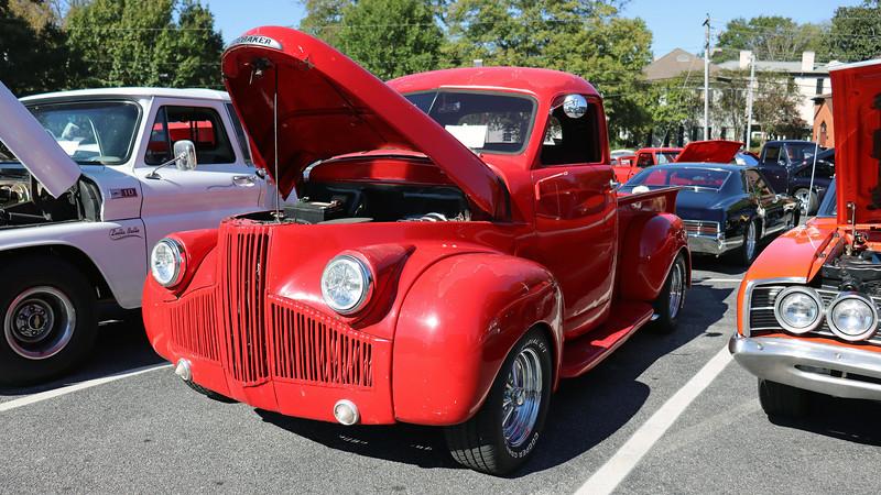 1948 Studebaker M-Series pickup.