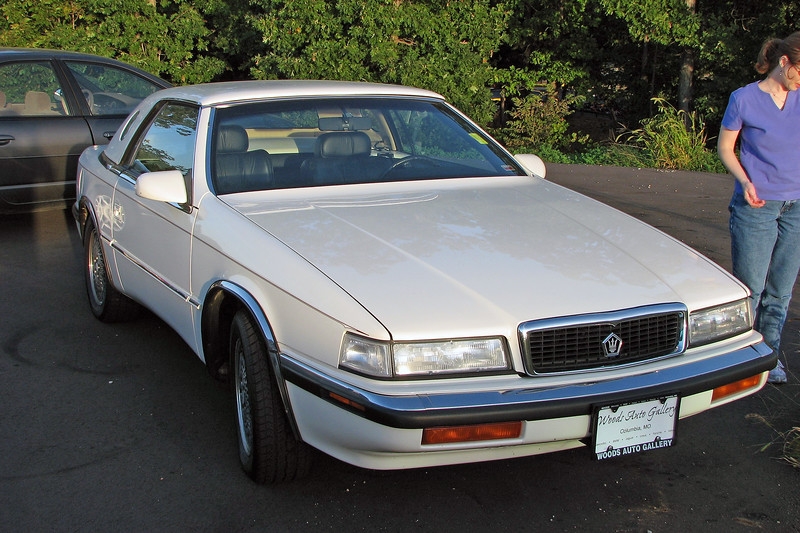 The TC by Maserati is a very rare car that was only produced for three years, (1989 - 91).  This particular car is a 1990 with 48k original miles and one of a mere 477 cars produced in white that year.  Total TC production for 1990 was 1,901 cars.