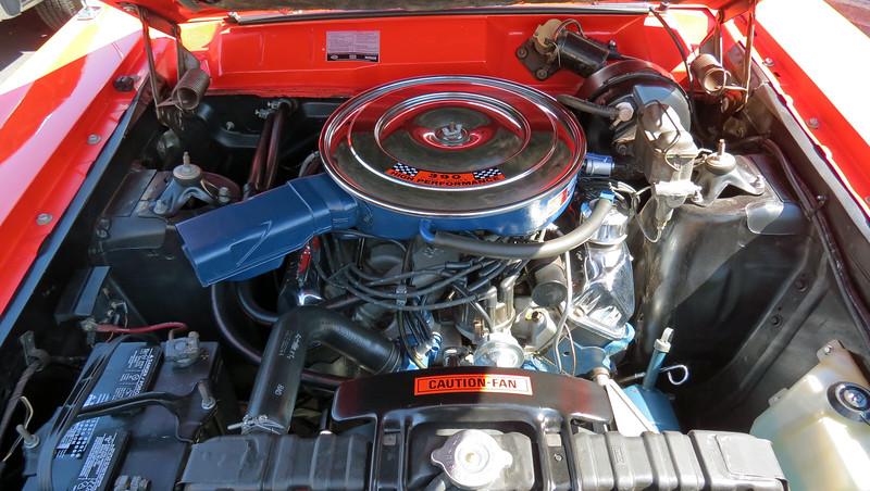 390 CID V8.