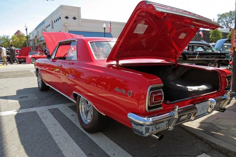 1965 Chevrolet Malibu SS.