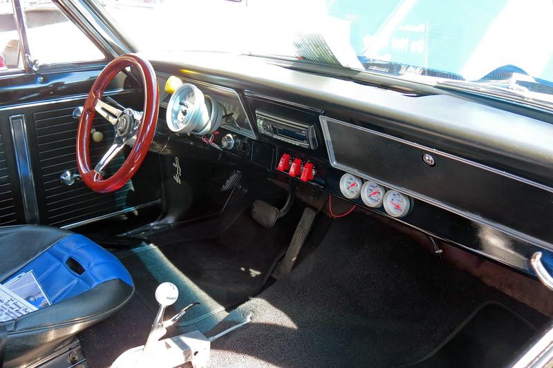 1966 Chevrolet Nova.