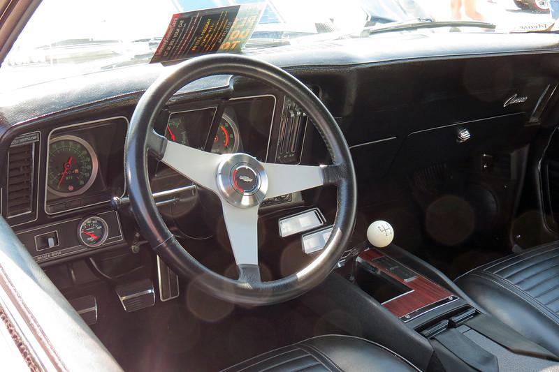 1969 Chevrolet Camaro Z28 tribute.