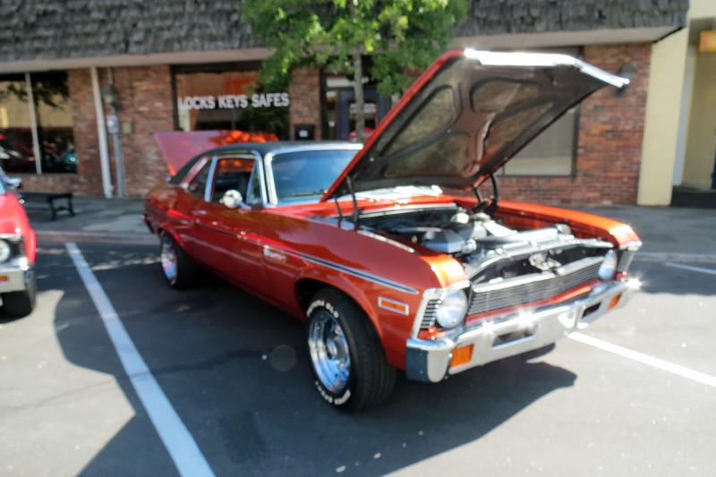 1971 Chevrolet Nova.