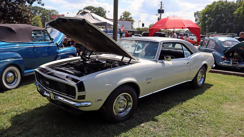 1968 Chevrolet Camaro RS-SS.