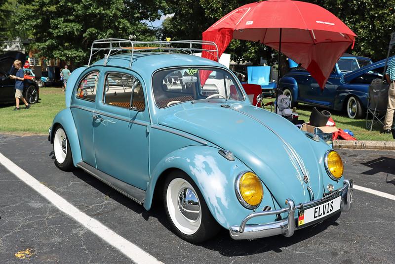 1963 Volkswagen Beetle 1600.