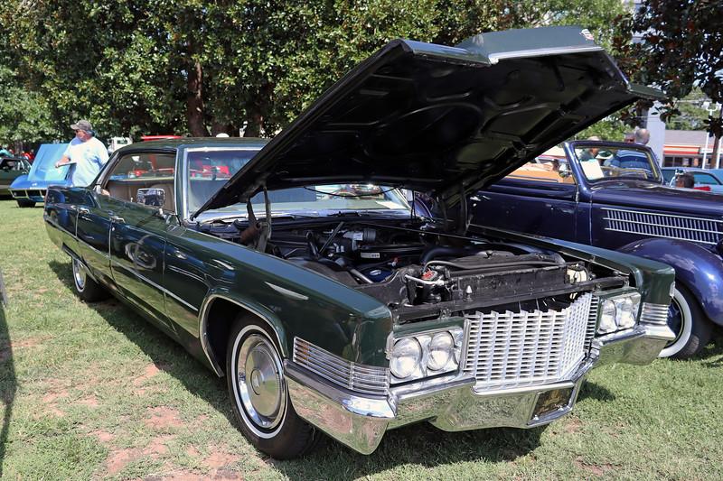 1970 Cadillac Calais.