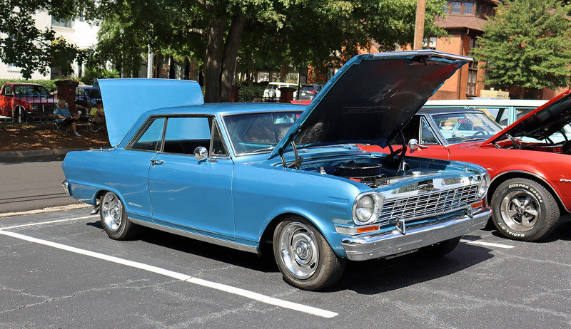 1964 Chevy II Nova.