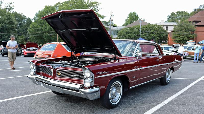 1963 Pontiac Catalina.