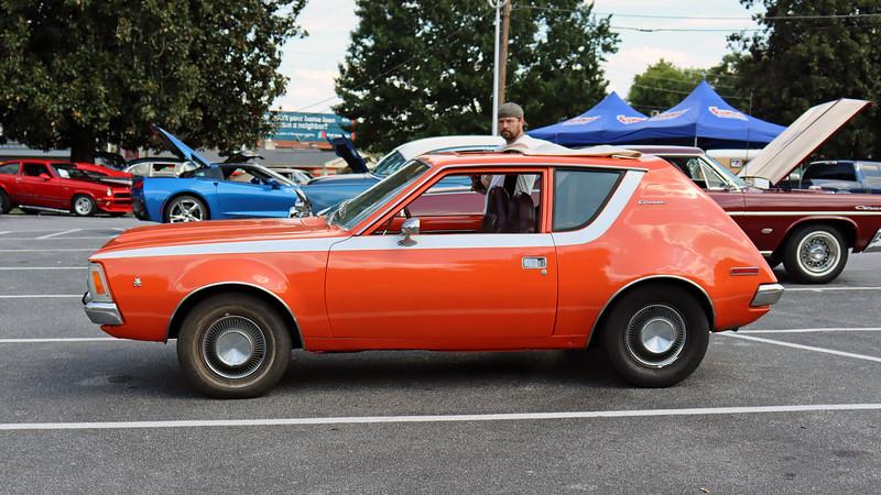 1970 AMC Gremlin.