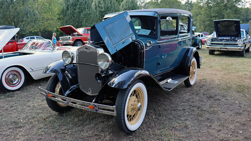 1930 Ford Model A.