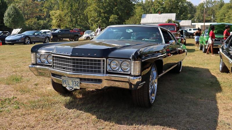 1971 Chevrolet Impala.