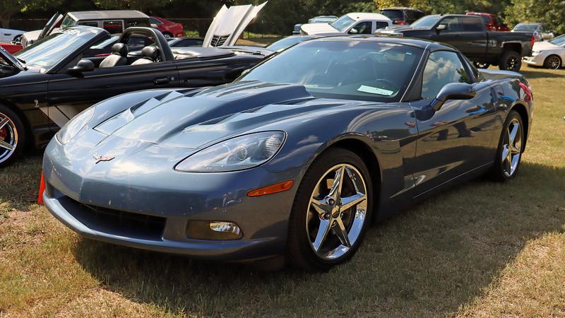2011 Chevrolet Corvette.