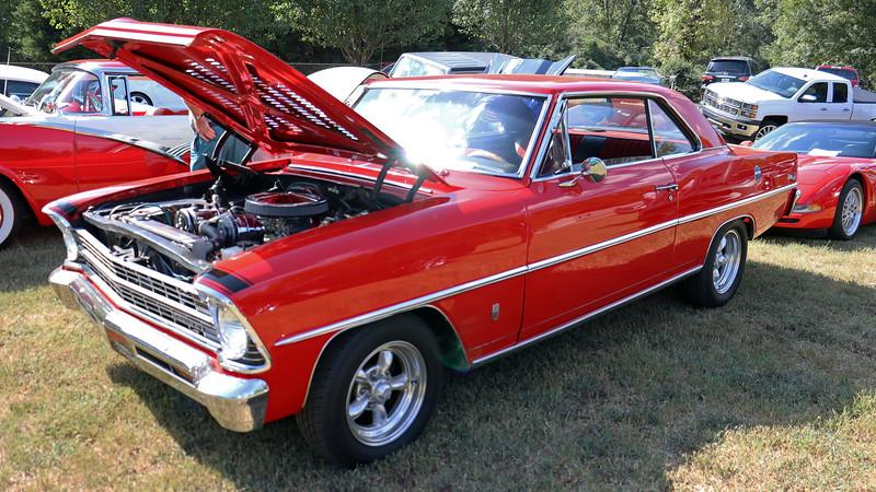 1967 Chevrolet Nova.