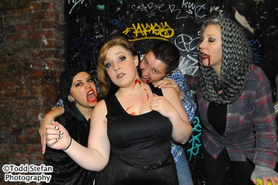 The Vixens of Horror