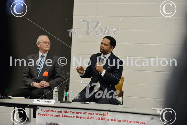The Voice Mayoral Forum 2-9-17