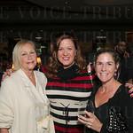 Tyleen  Stoutt, Leigh Ellen Erickson and Heather O\'Callaghan.