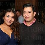 Mayra Vega and Mario Rocha.