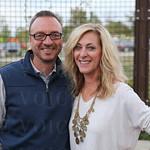 Joe Leist and Rachelle Borel.