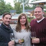 Randy Blevins, Julie Tichenor and Matt Porter.