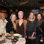 Tyleen Stoutt, Catherine Bishop, Ann Siebel, Anne Shaw and Lucie Stansbury.