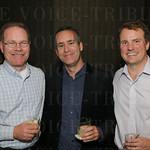 Chris Morris, Aaron Salter and Austin Brey.