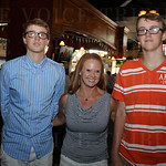 Myles, Julie and McKay Howell.