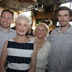 Jason Conn, Ann Siebel, Tyleen Stoutt and Chris Humphreys.