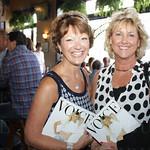 Cathy Moore and Debi Marcum.