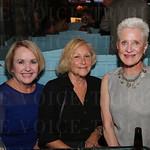 Catherine Bishop, Tyleen Stoutt and Ann Siebel.