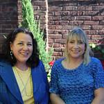 Lori Hallal and Carol Jensen.