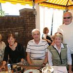 Mattie Brown, Lynn and John Schwartz, and Sharon and Charlie Westenhofer.