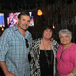 Kevin Grangier, Cathy Kruer and Bette Stearns.